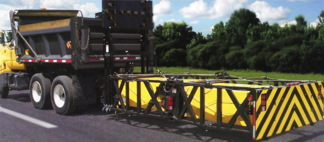 Safe Stop 180 truck Mounted Attenuator