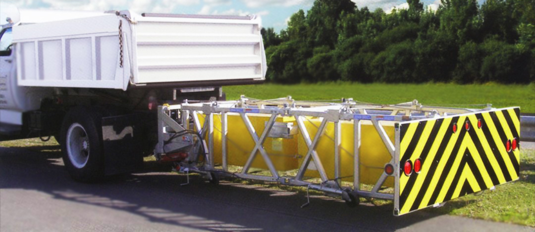 Safe Stop 90 Truck Mounted Attenuator