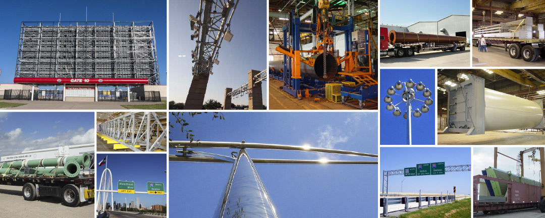 Steel Fabrication & Manufacturing Services