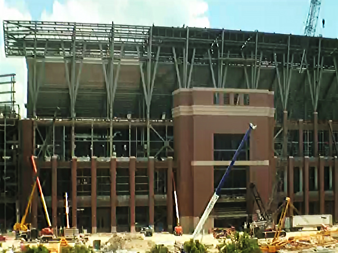 Kyle Field Renovation College Station Texas