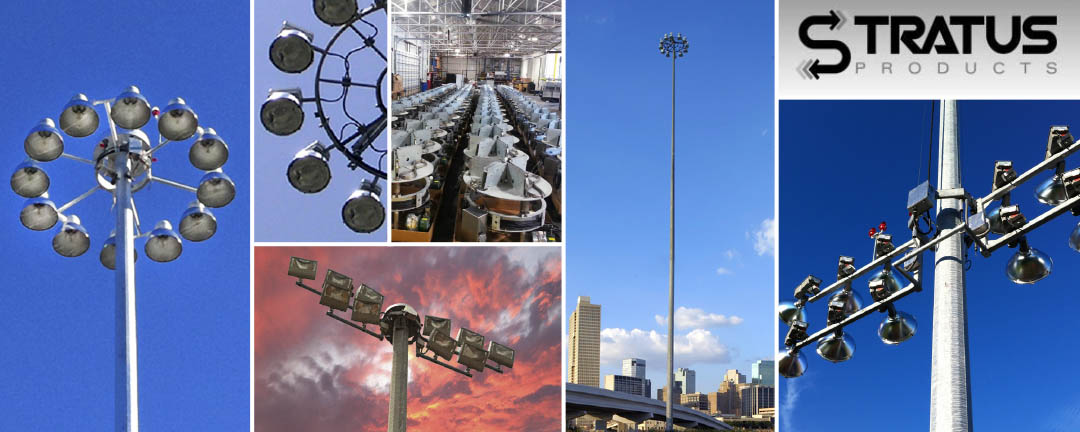 sports-lighting-lowering-devices-poles-fixtures