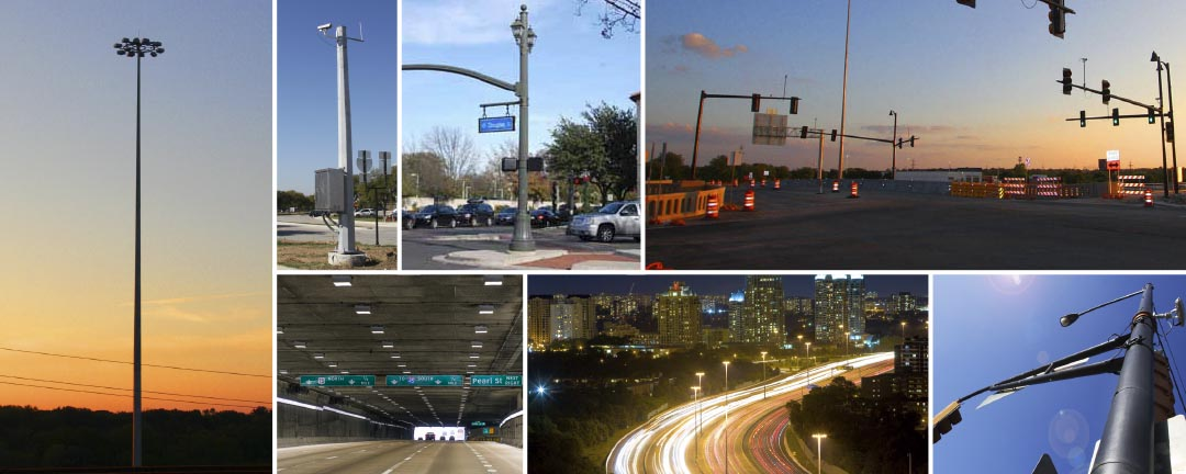 TRAFFIC & LIGHTING STRUCTURES