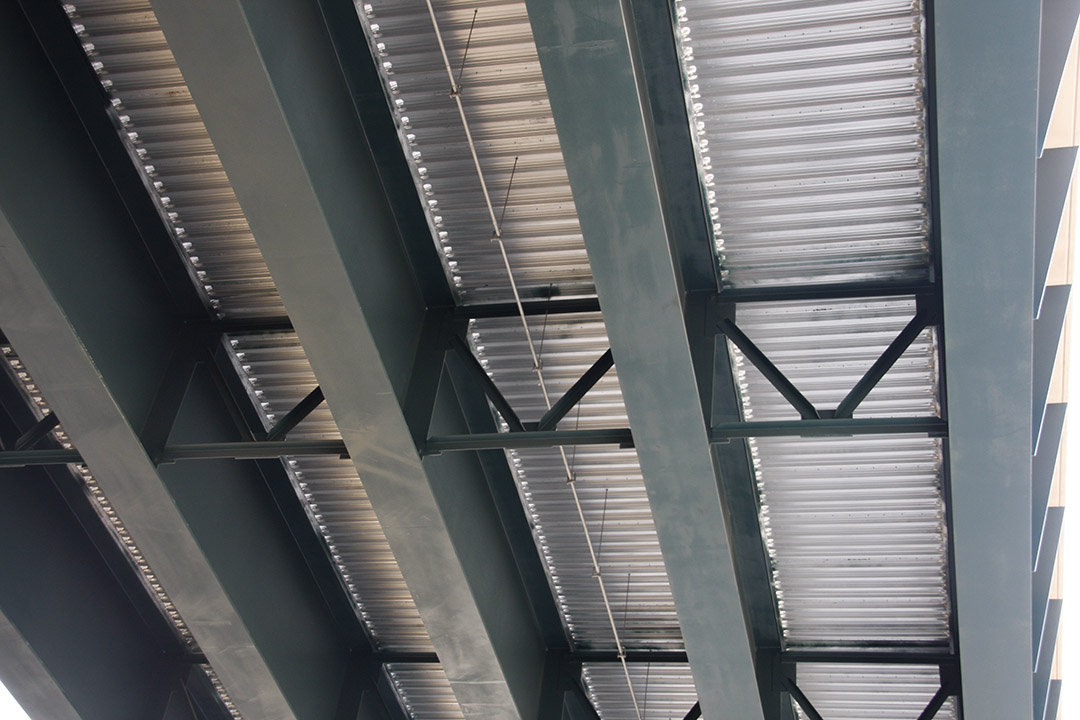High Strength Steel Sheet Metal Bridge Decking Strutural